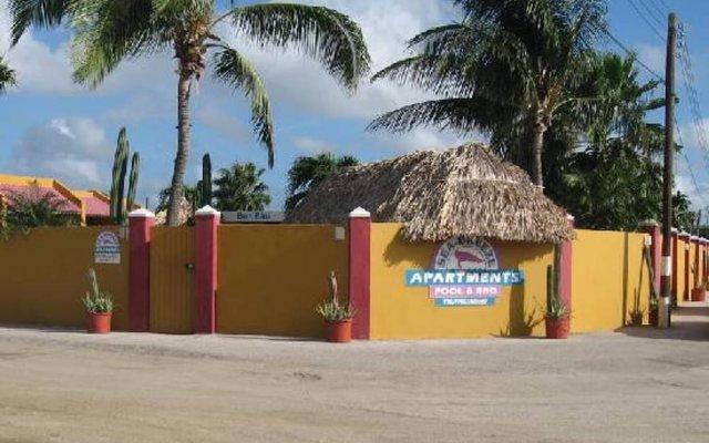 Sea Breeze Ocean, Studio 4 at Mangel Halto Beach