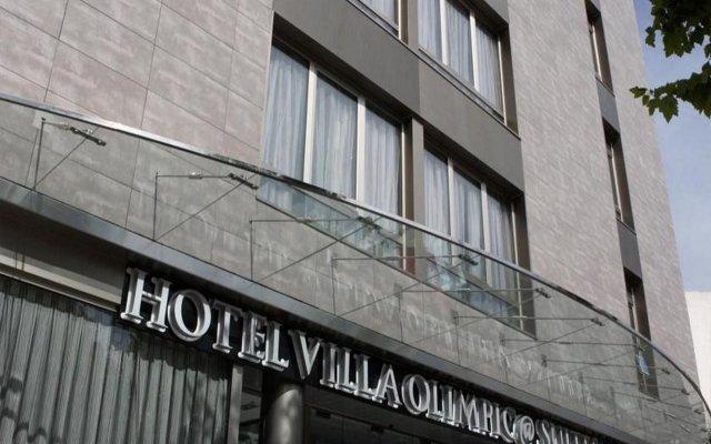 Hotel & Spa Villa Olímpic@ Suites вид на фасад