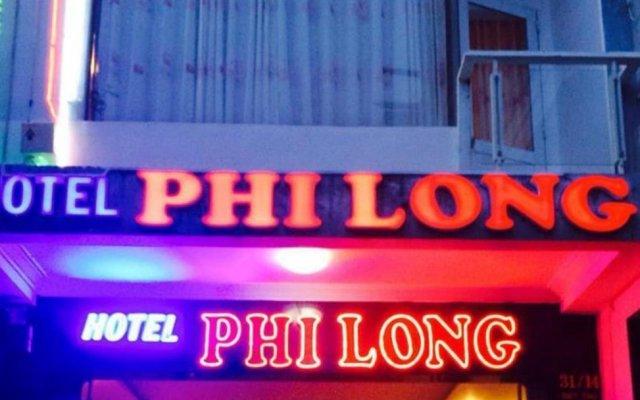 Phi Long Hotel вид на фасад