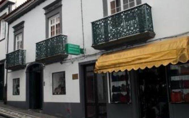 Отель Hospedaria Jomafreitas Понта-Делгада вид на фасад