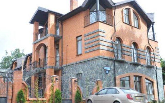 Отель Валерия Великий Новгород вид на фасад
