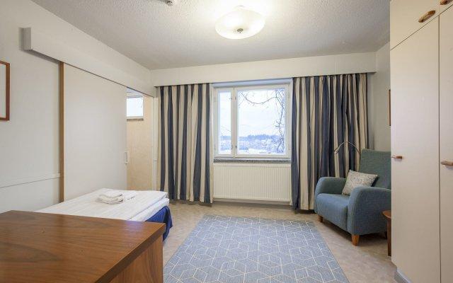 Budget Hotel Easystay комната для гостей