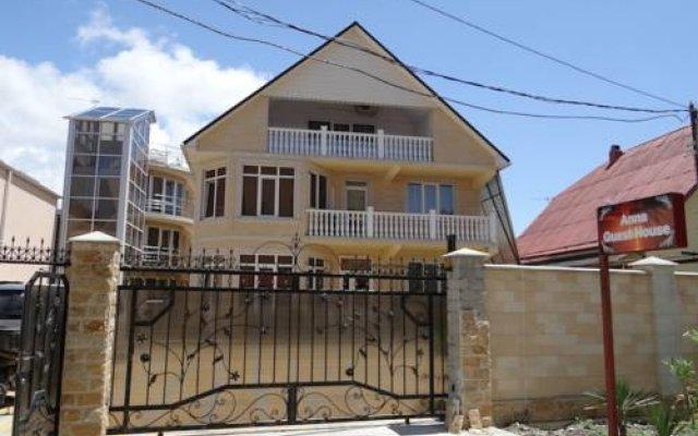 Гостевой Дом Анна Сочи вид на фасад