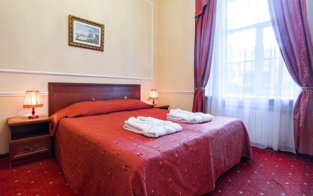 Гостевой дом «Моховая» Санкт-Петербург комната для гостей