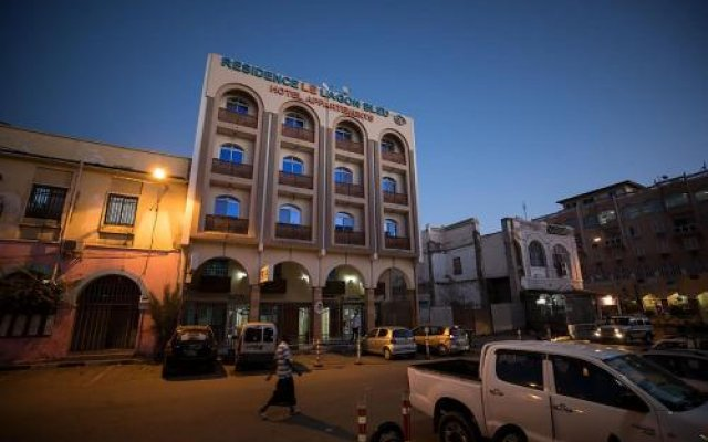 Residence Lagon Bleu in Djibouti, Djibouti from 172$, photos, reviews - zenhotels.com hotel front