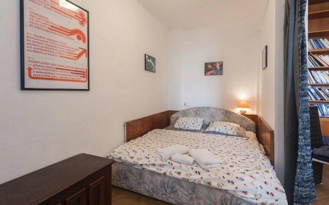 Апартаменты Velvet Revolution Apartment комната для гостей