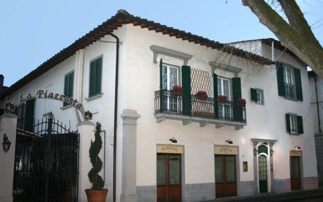 Hotel Rosary Garden вид на фасад