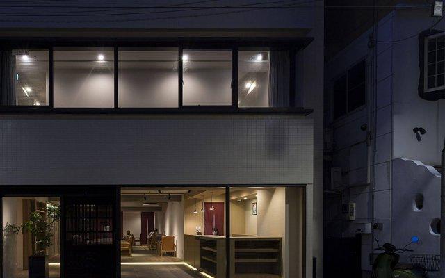 Отель Samurai Hostel Asakusa Япония, Токио - отзывы, цены и фото номеров - забронировать отель Samurai Hostel Asakusa онлайн вид на фасад