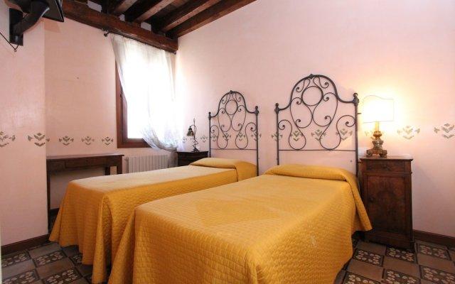 Апартаменты City Apartments - Residence Pozzo Terrace Венеция комната для гостей