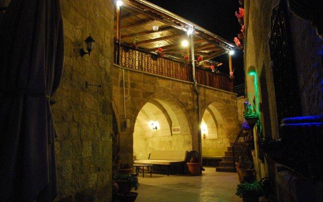 Cave Art Hotel вид на фасад
