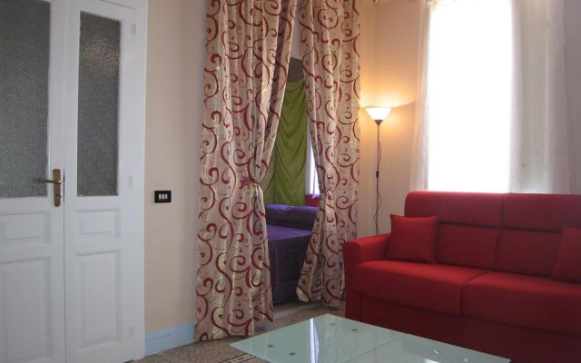 Отель La Terrazza di Apollo Сиракуза комната для гостей