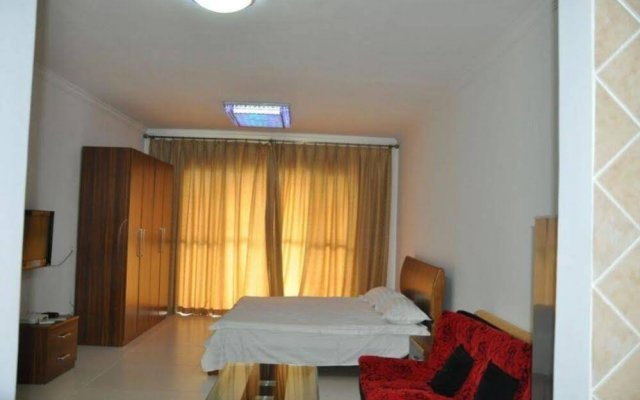 Апартаменты Haiyuexuan Apartment комната для гостей