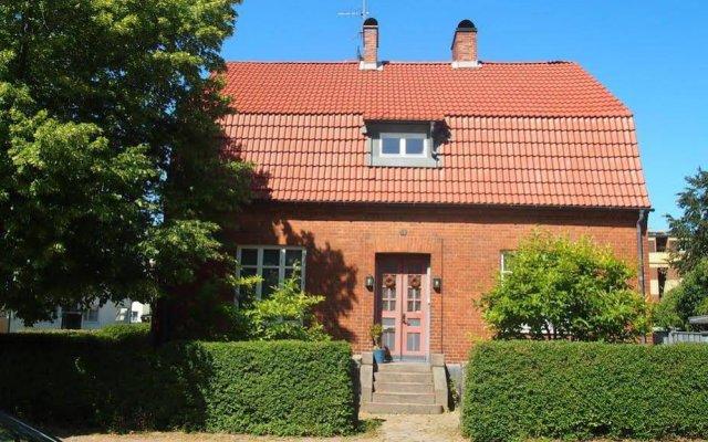 Отель Garden House and Rooms Швеция, Лунд - отзывы, цены и фото номеров - забронировать отель Garden House and Rooms онлайн вид на фасад