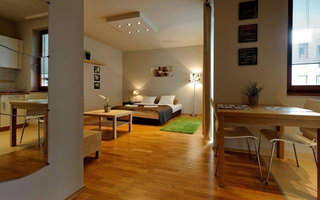 Апартаменты Central Passage Apartments в номере
