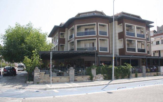 Mehtap Family Hotel Турция, Мармарис - отзывы, цены и фото номеров - забронировать отель Mehtap Family Hotel онлайн вид на фасад
