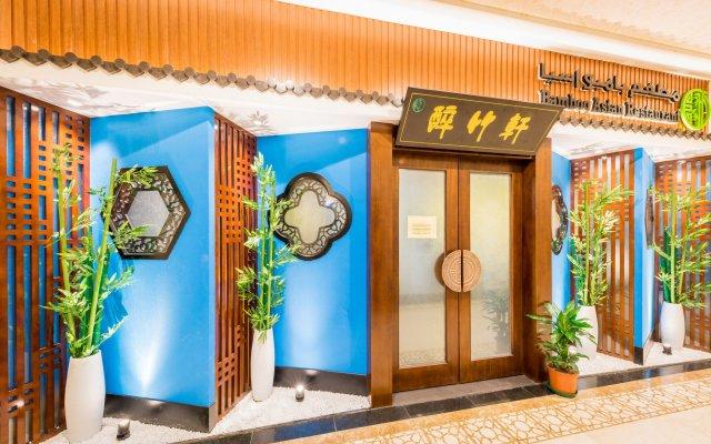 Saraya Corniche Hotel вид на фасад