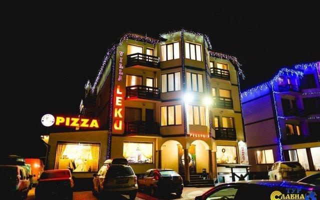 Гостиница Вилла Леку Украина, Буковель - отзывы, цены и фото номеров - забронировать гостиницу Вилла Леку онлайн вид на фасад