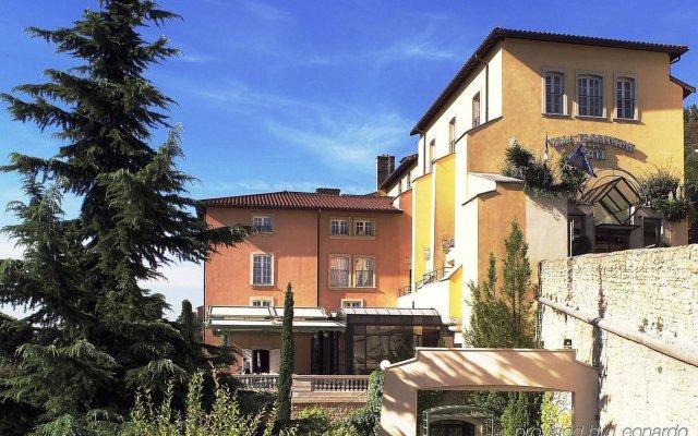 Отель Villa Florentine вид на фасад