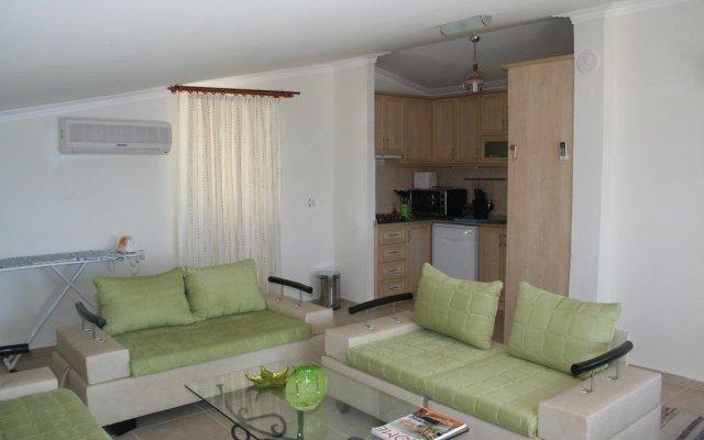 Villa MNM Турция, Калкан - отзывы, цены и фото номеров - забронировать отель Villa MNM онлайн комната для гостей
