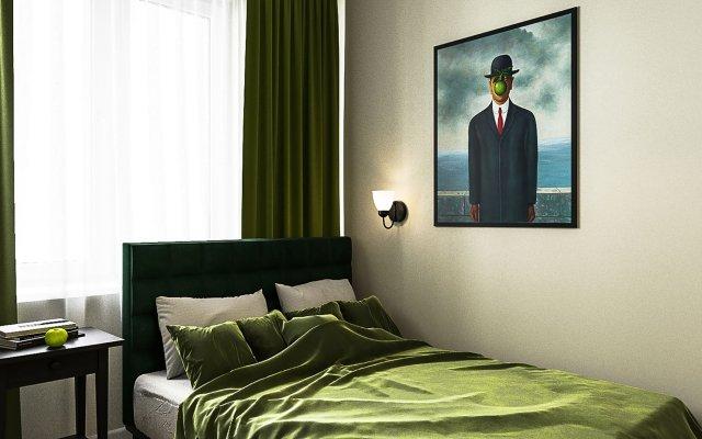 Apple Dream Hotel комната для гостей