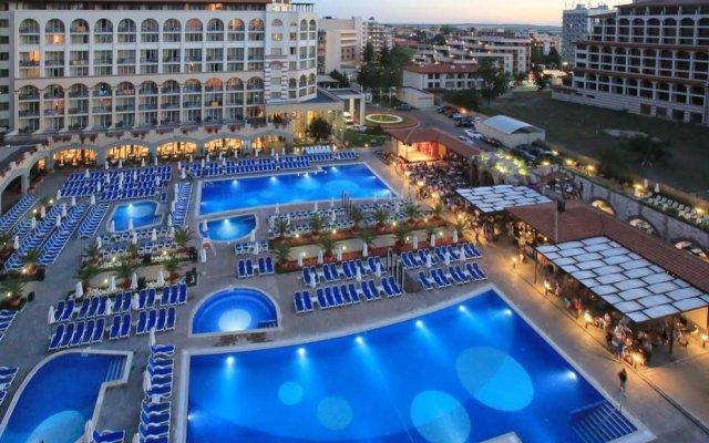 Отель Iberostar Sunny Beach Resort - All Inclusive вид на фасад