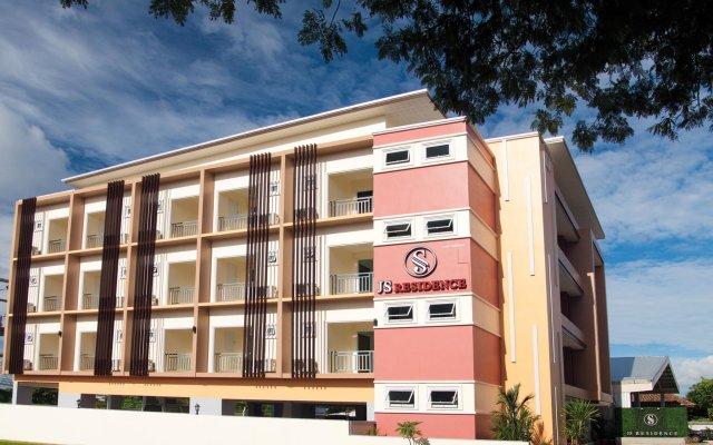 Отель JS Residence Таиланд, Краби - отзывы, цены и фото номеров - забронировать отель JS Residence онлайн вид на фасад
