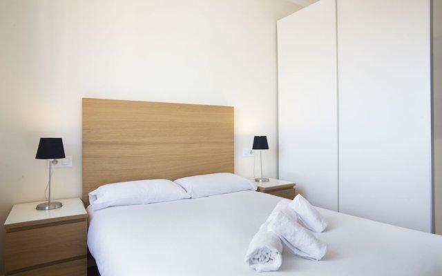 Отель BBarcelona Aragó Terrace Flat Барселона комната для гостей