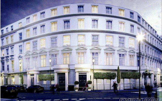 Отель The Park Grand London Paddington вид на фасад