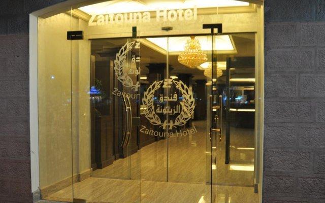 Zaitouna Hotel вид на фасад