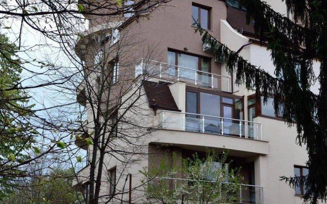 Отель Hotelina Apartment Болгария, София - отзывы, цены и фото номеров - забронировать отель Hotelina Apartment онлайн вид на фасад