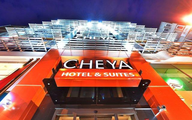 Cheya Besiktas Hotel Турция, Стамбул - отзывы, цены и фото номеров - забронировать отель Cheya Besiktas Hotel онлайн вид на фасад
