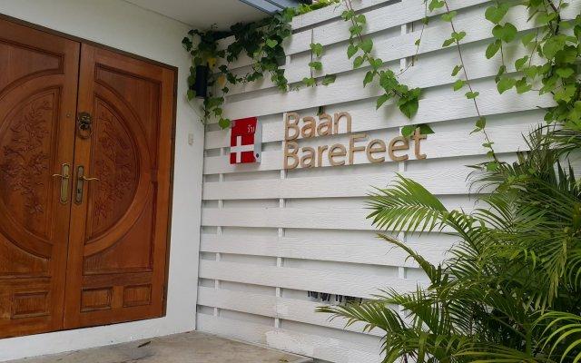 Отель Barefeet Naturist Resort вид на фасад