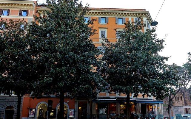 Отель Relais At Via Veneto Италия, Рим - отзывы, цены и фото номеров - забронировать отель Relais At Via Veneto онлайн вид на фасад