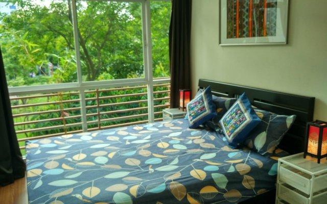 Отель Thai Happy House Бангкок комната для гостей