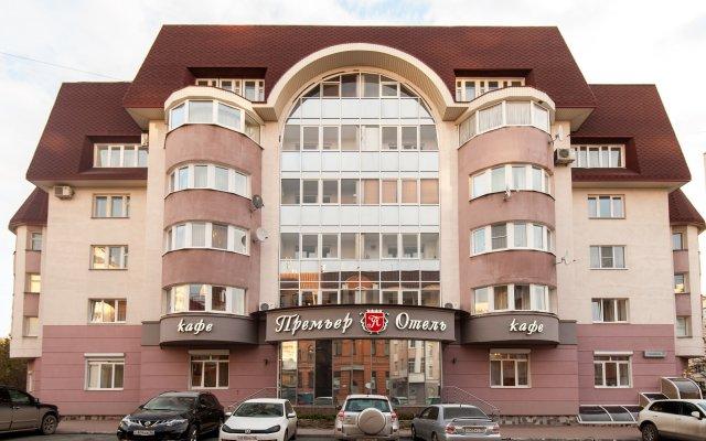 Отель Премьер by USTA Hotels