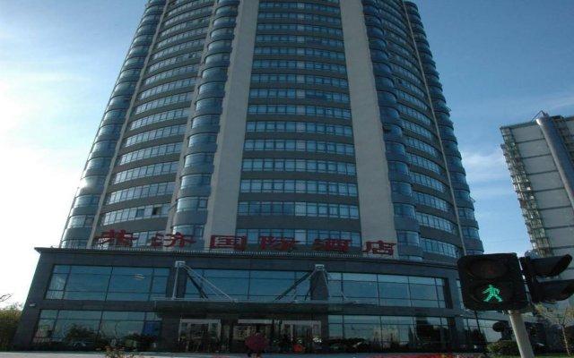 Отель Fraternal Cooporation International Китай, Пекин - отзывы, цены и фото номеров - забронировать отель Fraternal Cooporation International онлайн вид на фасад
