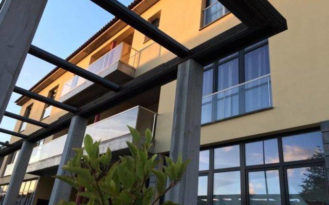 Отель Apartamentos Príncipe Apart-Center Орта вид на фасад