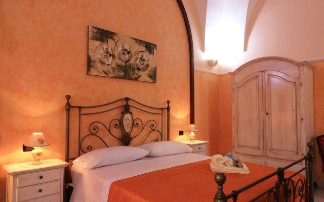 Отель Bed and Breakfast La Villa Пресичче вид на фасад