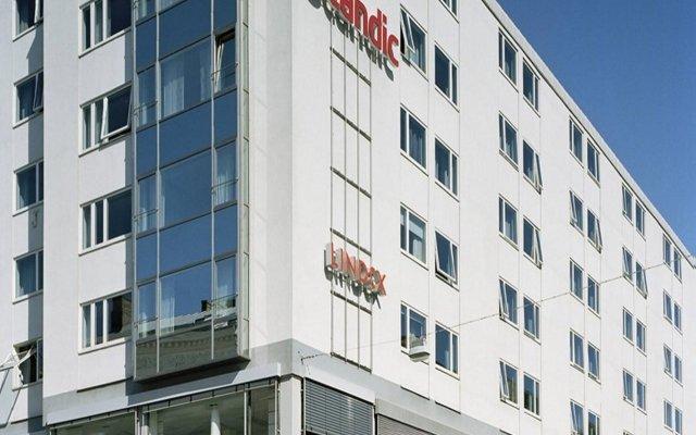 Отель Scandic St Jörgen Швеция, Мальме - отзывы, цены и фото номеров - забронировать отель Scandic St Jörgen онлайн вид на фасад