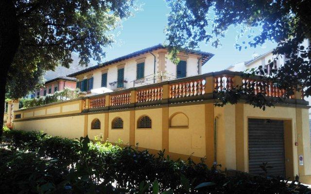 Апартаменты Poggio Imperiale Apartments Флоренция вид на фасад