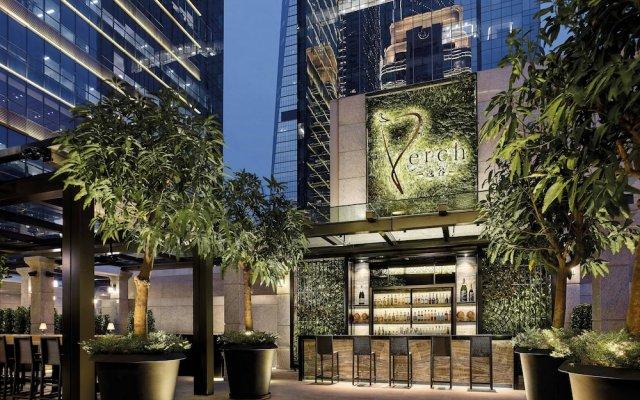 Отель The Langham, Shenzhen Китай, Шэньчжэнь - отзывы, цены и фото номеров - забронировать отель The Langham, Shenzhen онлайн вид на фасад