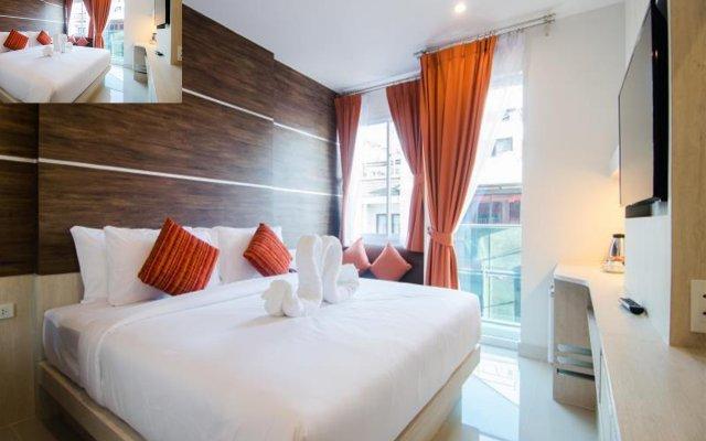 Elegancy Bangla Hotel комната для гостей