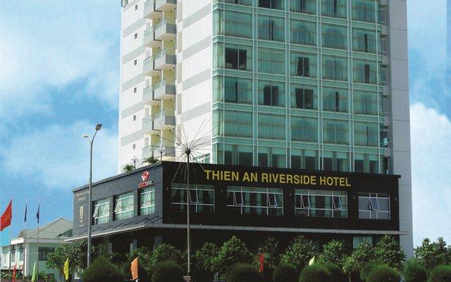 Thien An Riverside Hotel вид на фасад