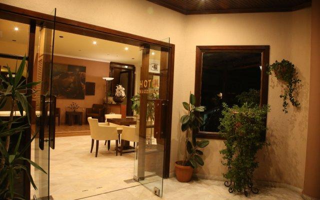 Отель villas hanioti Греция, Пефкохори - отзывы, цены и фото номеров - забронировать отель villas hanioti онлайн вид на фасад