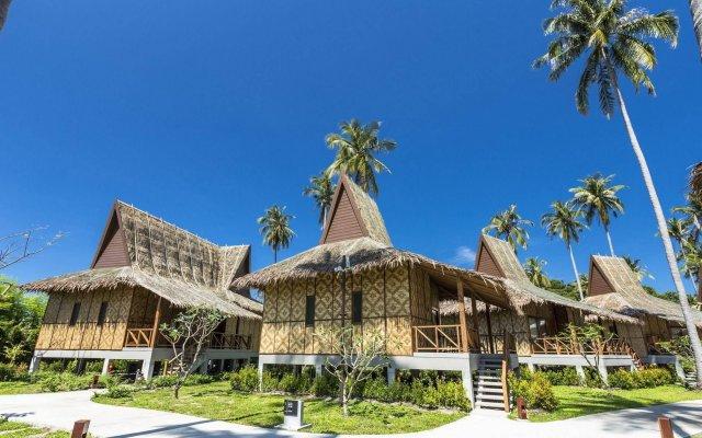 Отель Phi Phi Island Village Beach Resort