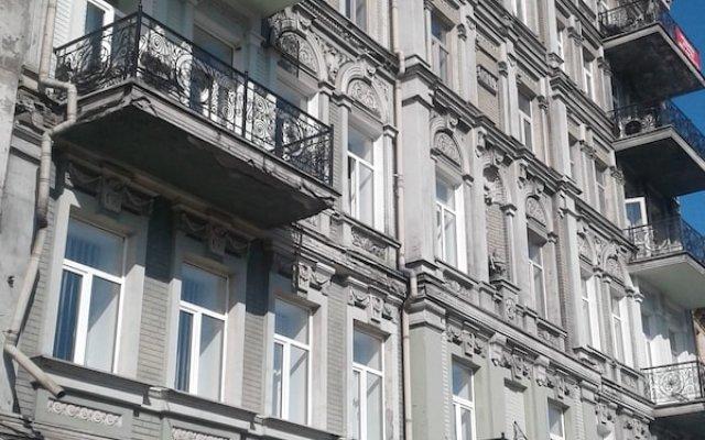 Hostel-Home вид на фасад