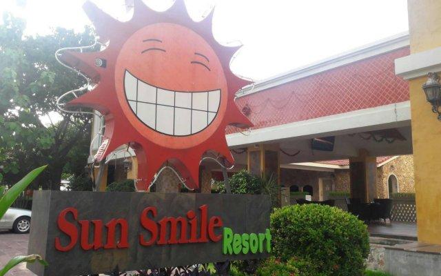 Отель Sunsmile Resort Pattaya Паттайя вид на фасад