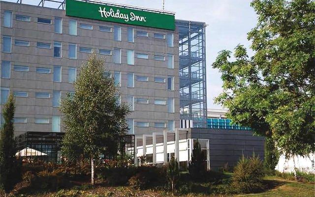 Отель Holiday Inn Prague Airport Чехия, Прага - 3 отзыва об отеле, цены и фото номеров - забронировать отель Holiday Inn Prague Airport онлайн вид на фасад
