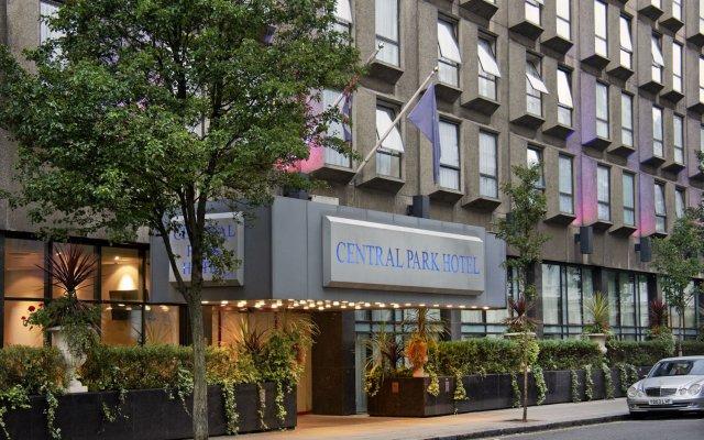 Отель Central Park Великобритания, Лондон - 1 отзыв об отеле, цены и фото номеров - забронировать отель Central Park онлайн вид на фасад
