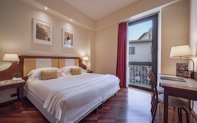 Отель Pitti Palace al Ponte Vecchio Италия, Флоренция - 3 отзыва об отеле, цены и фото номеров - забронировать отель Pitti Palace al Ponte Vecchio онлайн комната для гостей
